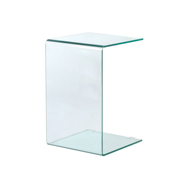 CRISTAL SIDE TABLE