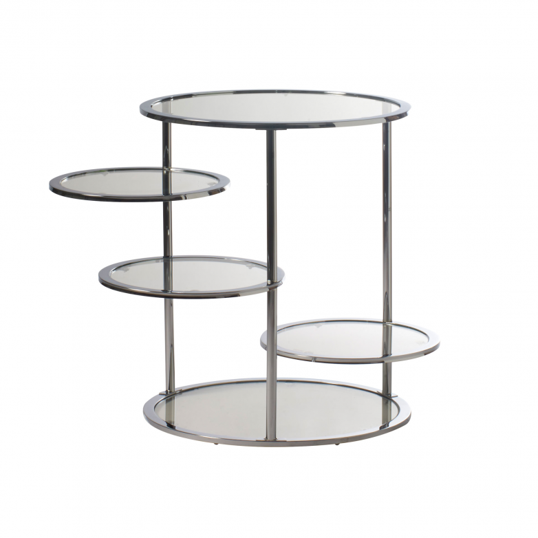 LENTS SIDE TABLE