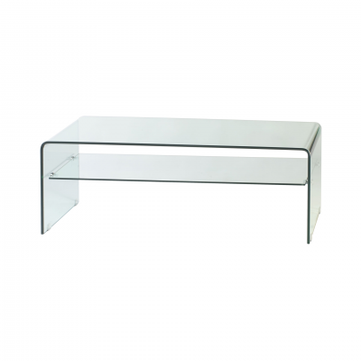 CRISTAL CENTRE TABLE W/ TRAY