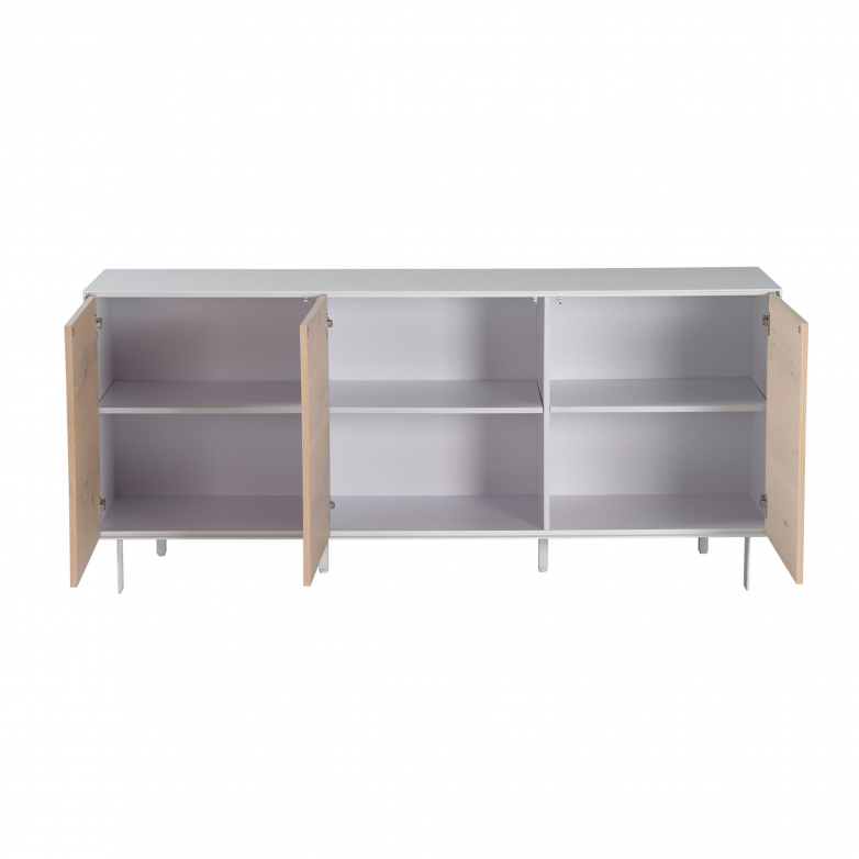 SILENCE WHITE SIDEBOARD