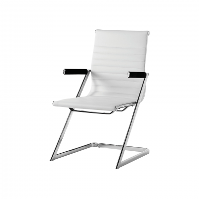 ZETA WHITE CHAIR