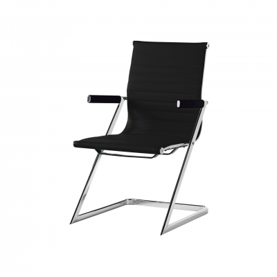 ZETA BLACK CHAIR