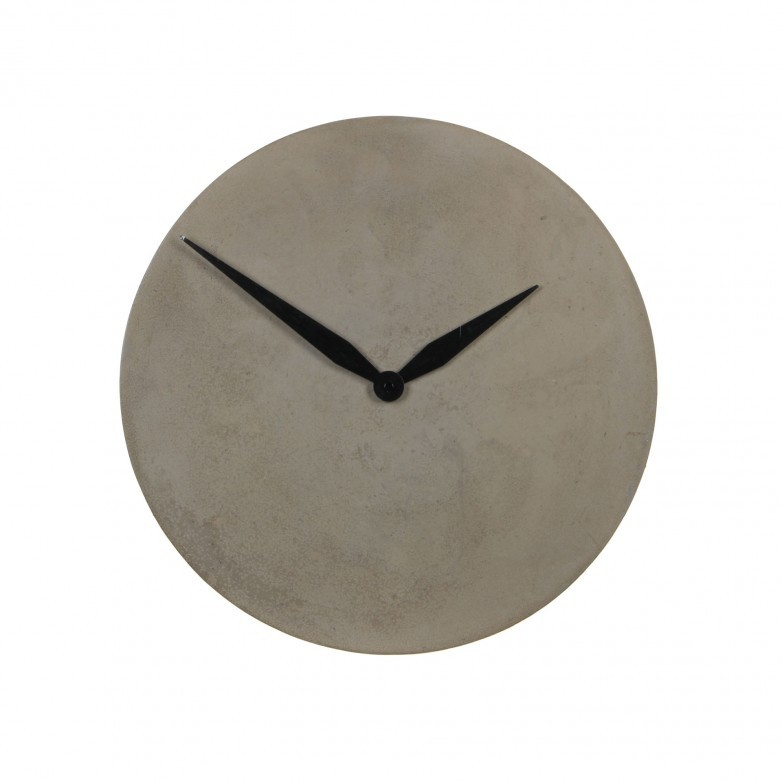 SET OF 2 TANGER WALL CLOCKS