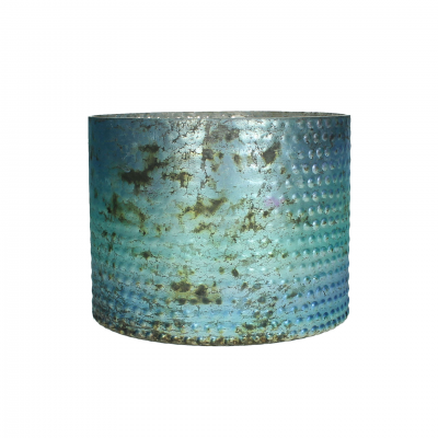 SET OF 2 BLUE MIX TEALIGHTS II