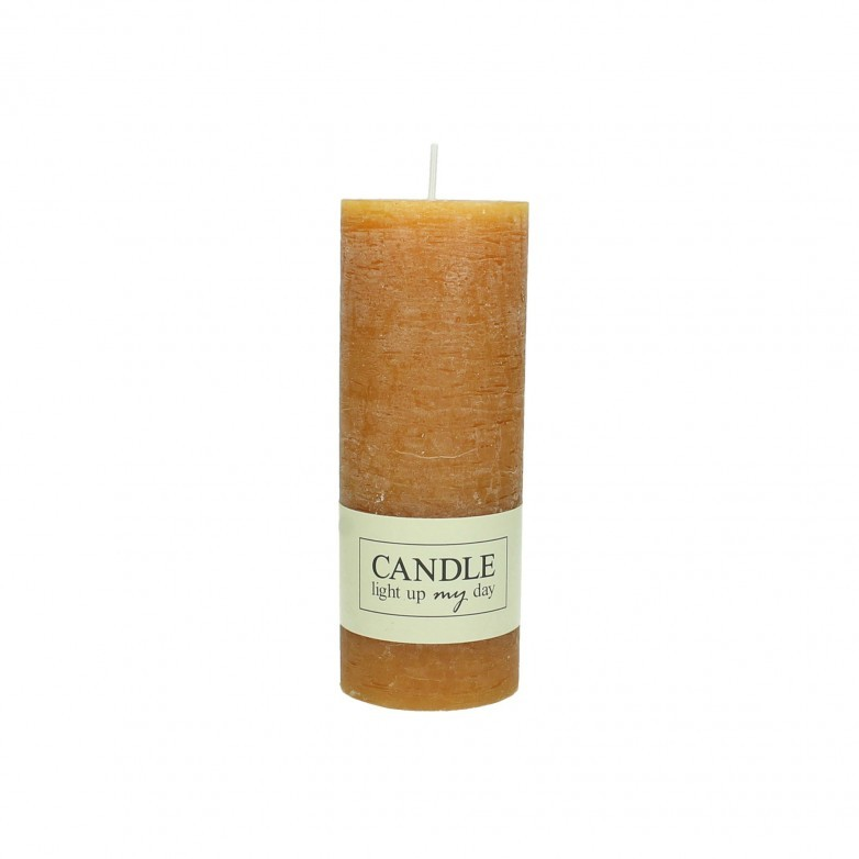 SET OF 8 NARANJA CANDLES 18