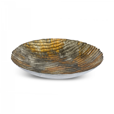 TEXTURED BOWL DEGRADED EFFECT