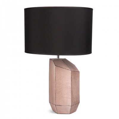 BACETED BASE TABLE LAMP