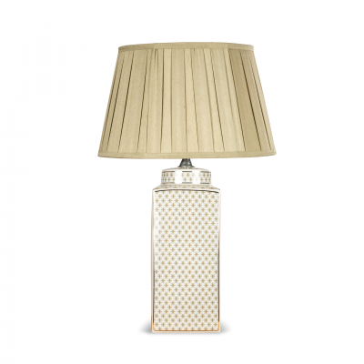 CERAMIC TABLE LAMP DPU19