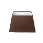 LAMP SHADE CHOCOLAT BROWN
