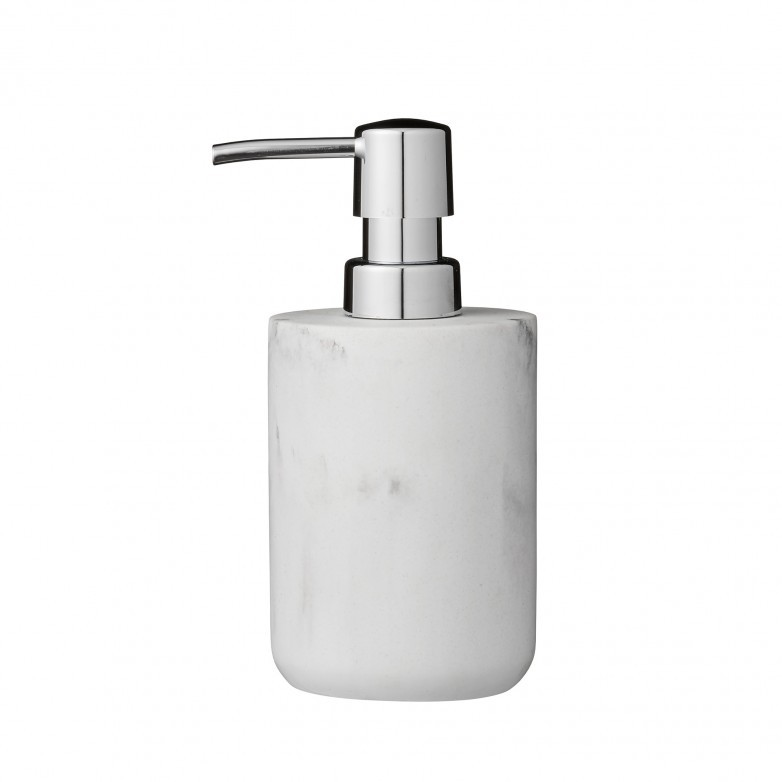 MARMIA WHITE MARBLE EFFECT DISPENSER