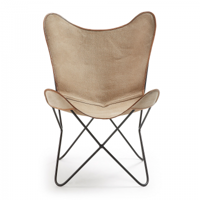 CALIFORNIA BEIGE ARMCHAIR