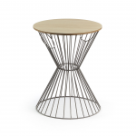 XANGAI GREY SIDE TABLE