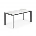 EDIMBURGO WHITE DINING TABLE