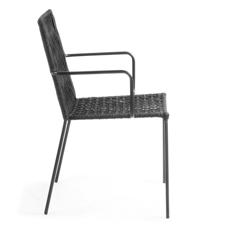 VENEZA BLACK CHAIR