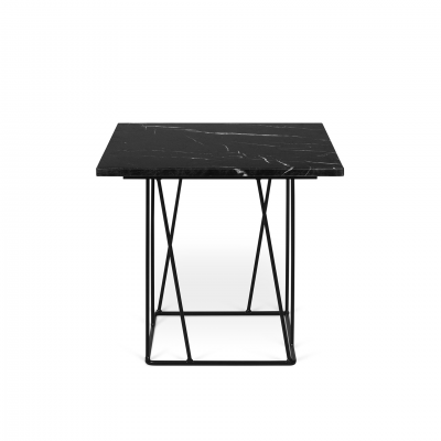 HELIX BLACK SIDE TABLE