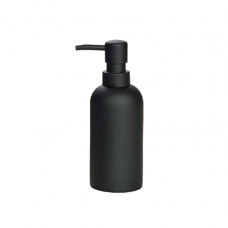 SOAP DISPENSOR MATE BLACK