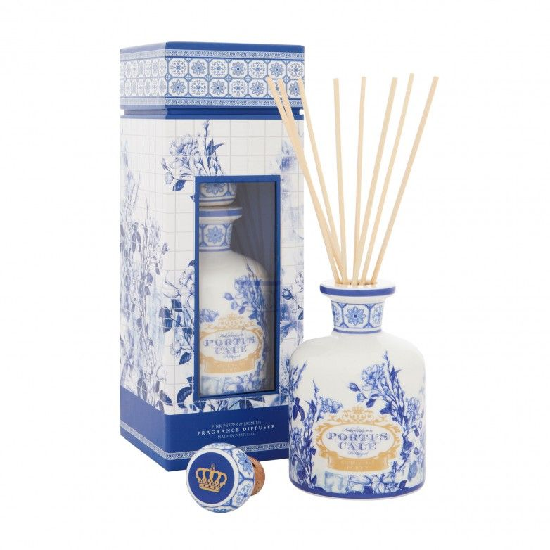 3 GOLD&BLUE PORTUS CALE DIFFUSERS 250mL