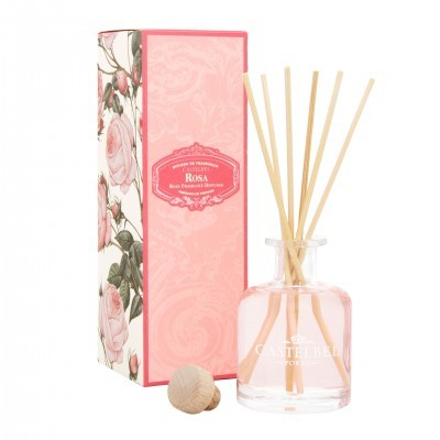 3 ROSE CASTELBEL FRAGANCE DIFFUSERS 100mL