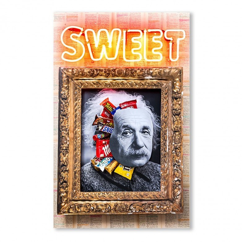 SWEET EINSTEIN PICTURE