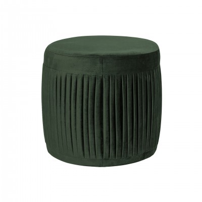 PLEAT GREEN PUFF