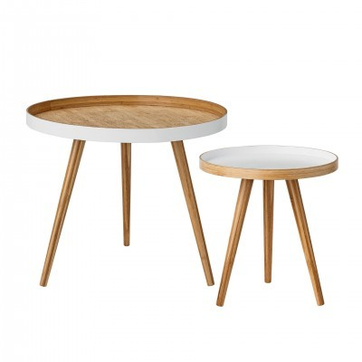 CAPPUCCINO SIDE TABLE