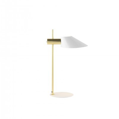 COHEN TABLE LAMP IN GOLD METAL