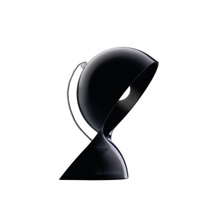 DALÙ BLACK TABLE LAMP - ARTEMIDE