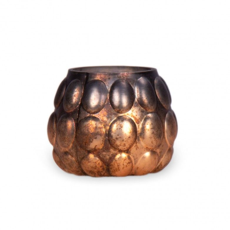 COPPERCINO DECORATIVE CANDLE CUP