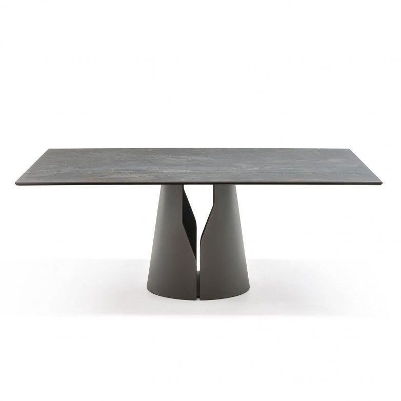 GIANO KERAMIK DINING TABLE - CATTELAN