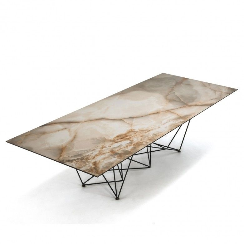 KERAMIK DINING TABLE - CATTELAN