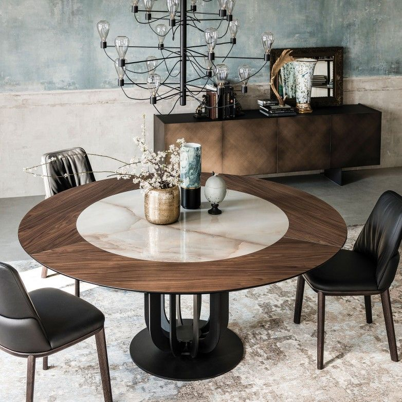 SOHO DINING TABLE - CATTELAN