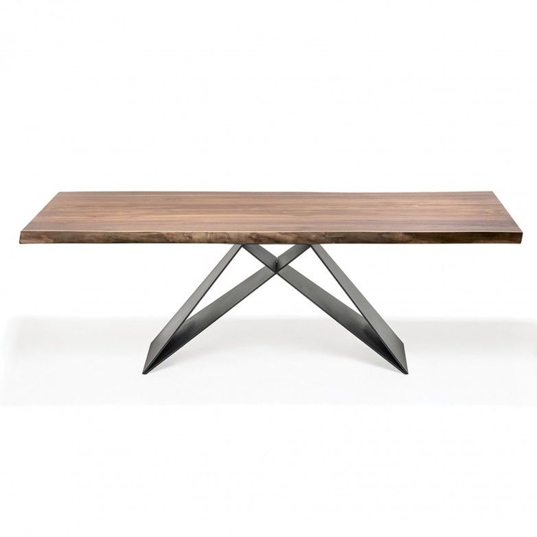 PREMIER WOOD DINING TABLE - CATTELAN