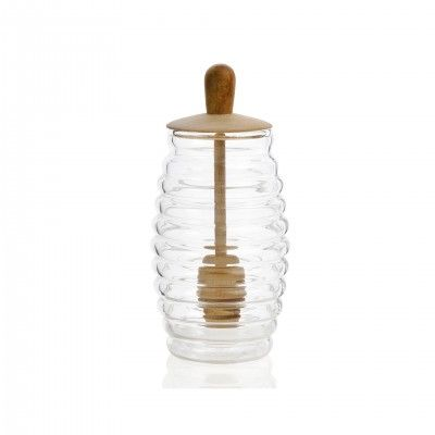 ACRYLIC HONEY POT