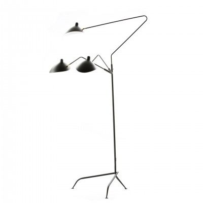 TRIPLE FLOOR LAMP