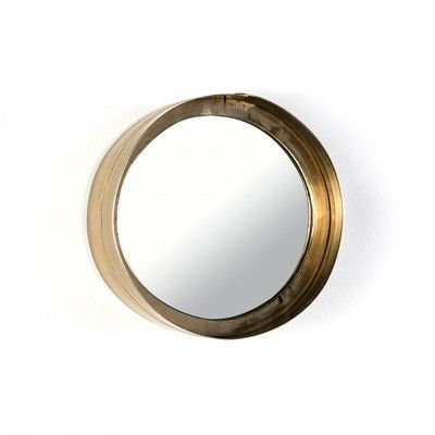 GOLDEN CIRCLE MIRROR S