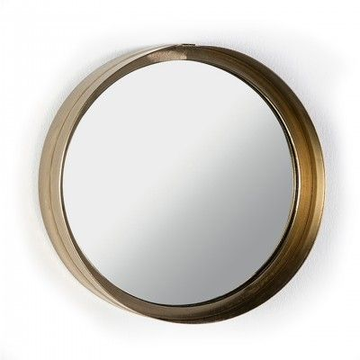 GOLDEN CIRCLE MIRROR M