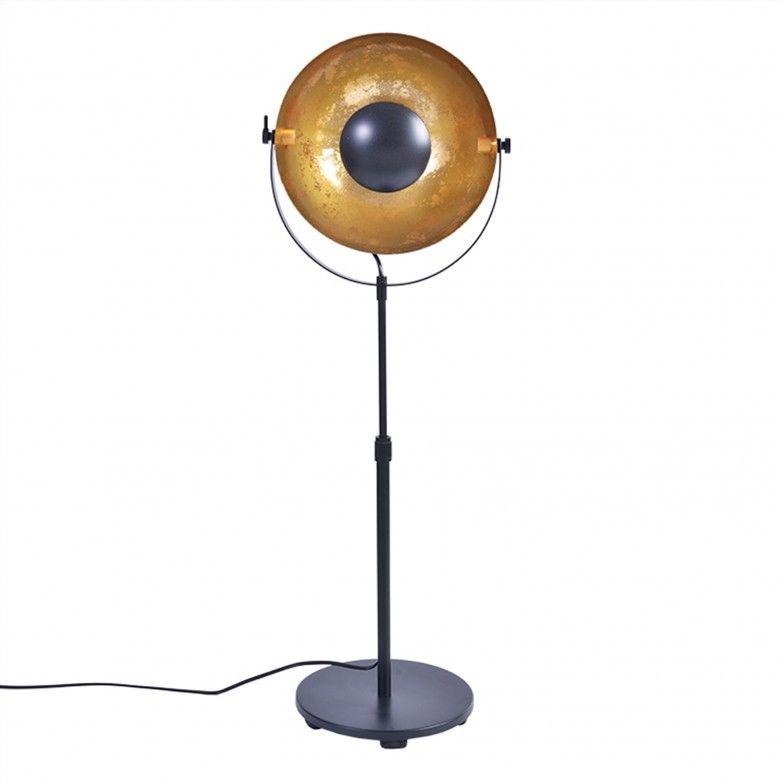 GOLDEN CINE TABLE LAMP