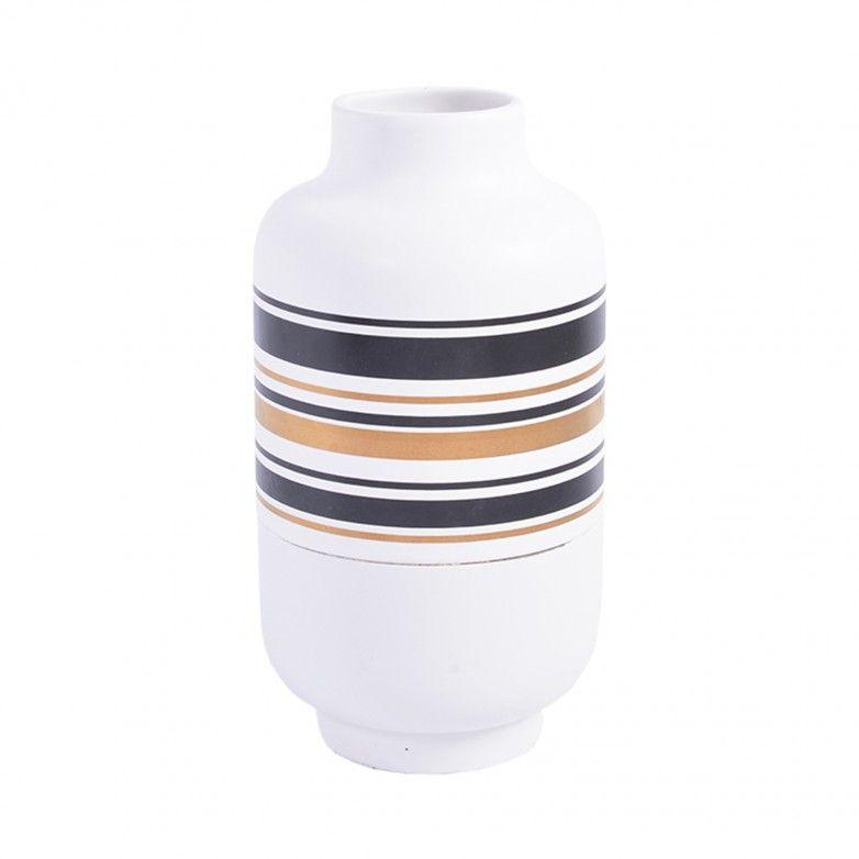 WHITE SMALL JAR