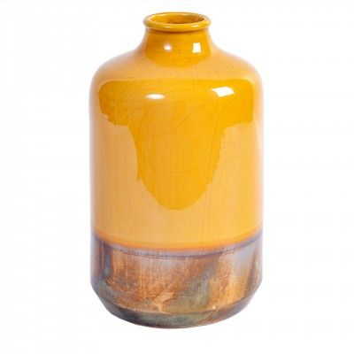 YELLOW LARGE JAR