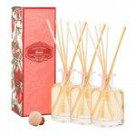 3 POMEGRANATE CASTELBEL FRAGANCE DIFFUSERS 100mL