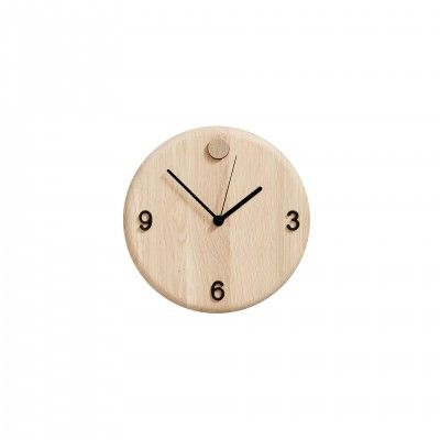 RELOJ WOOD TIME