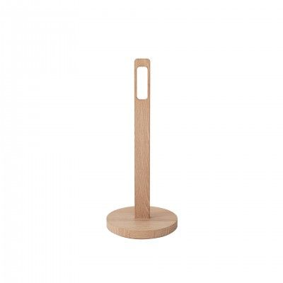 LOFTY OAK PAPER TOWEL HOLDER