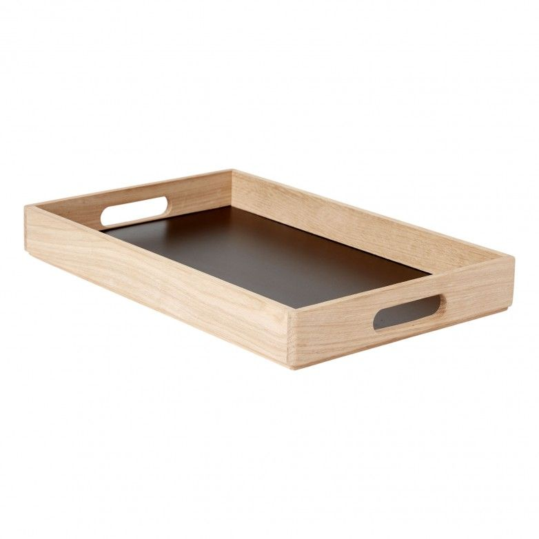 EDGE SERVING TRAY L