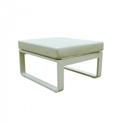 TECNO BLANCO FOOT REST