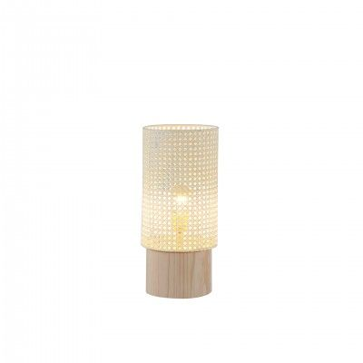 STAN WOOD TABLE LAMP