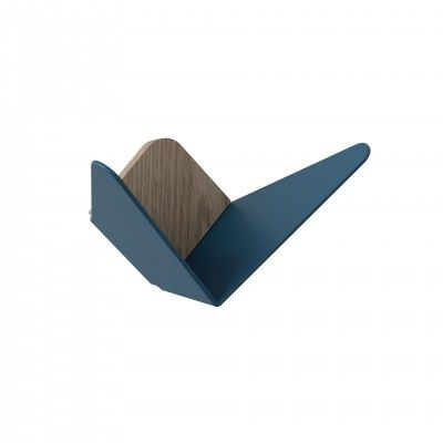 BUTTERFLIES MINI HOOK BLUE