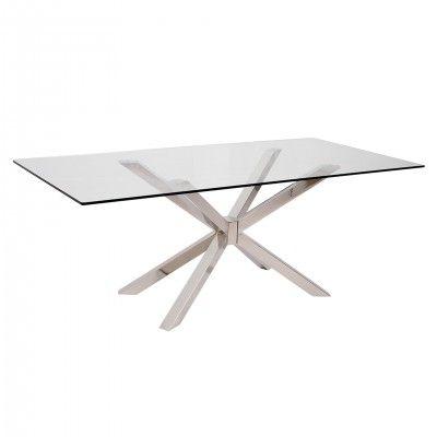 BONFIRE DINING TABLE
