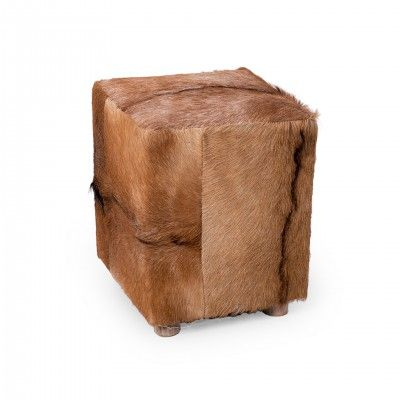 BROWN COW RECTANGULAR PUFF