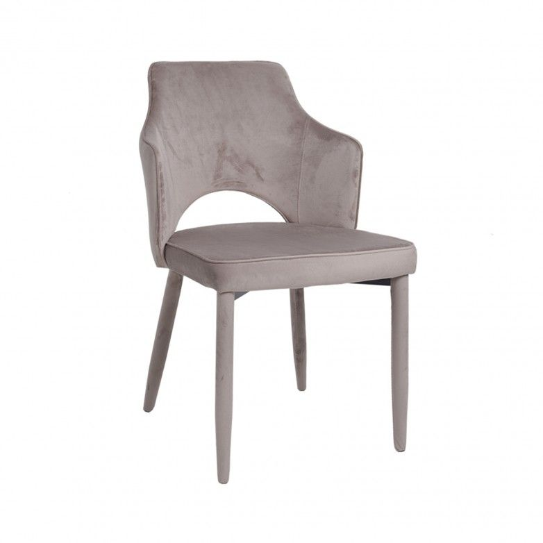 SOFIA GREY CHAIR