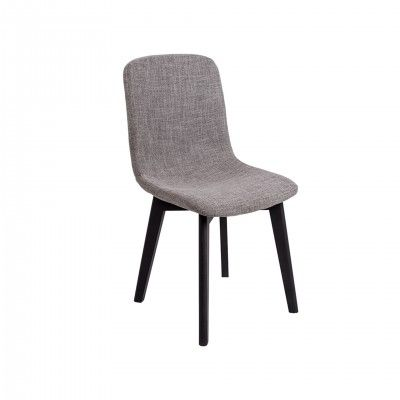 SQUARE BEIGE CHAIR